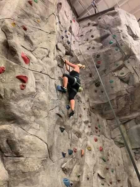 climbing auto belay