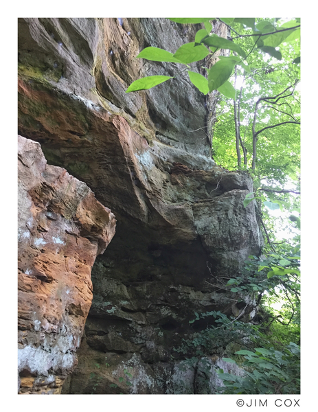 USI Crag 1 (Posey Crag?)