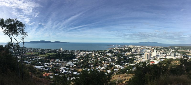 View of Townsville