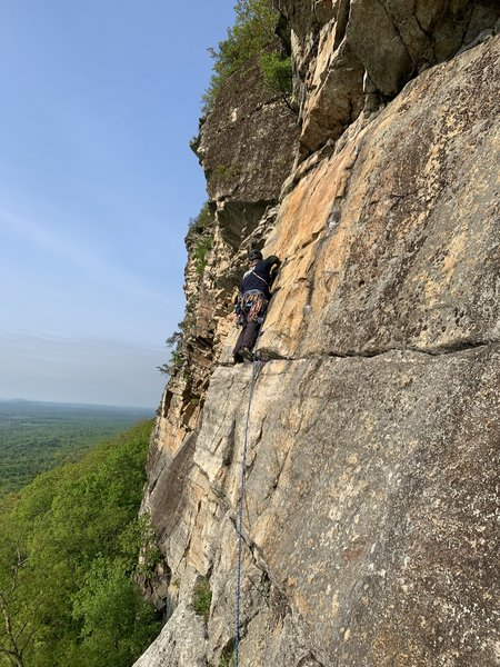 the awesome traverse on p3