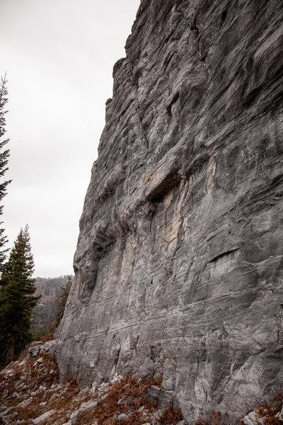 Karst Crag