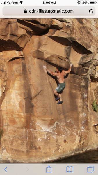 Entering the crux of Dirty Dancing.
