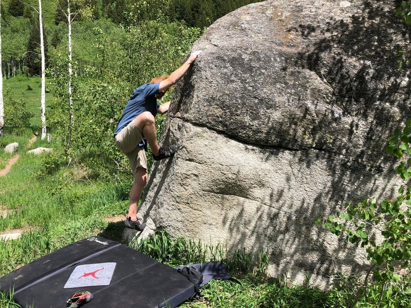 Austin about to make a big move on the Arete