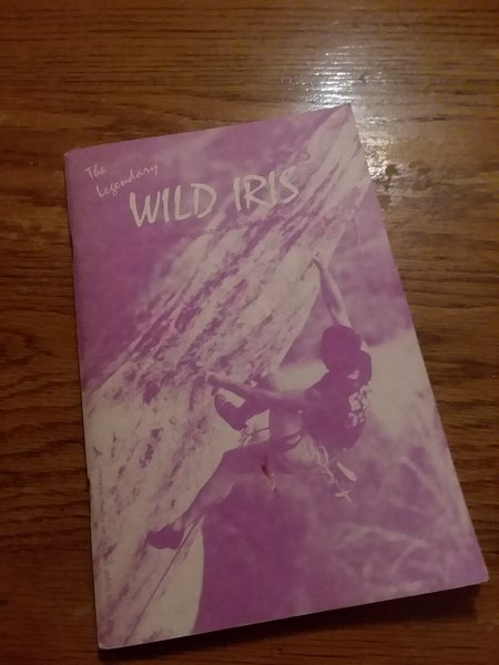 The Legendary Wild Iris 1993.  *Spoiler Alert* your project is probably downgraded.
