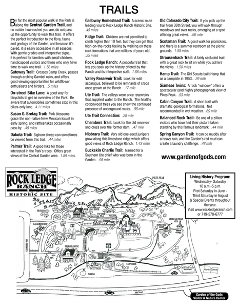 2019 Garden of the Gods Trail map, page 2. <br> <br> From ... on devil's lake state park trail map, brown county state park trail map, helen hunt falls trail map, colorado national monument trail map, alabama hills trail map, yellow creek state park trail map, united states trail map, knob hill trail map, point dume trail map, bear creek regional park trail map, dinosaur valley state park trail map, palmer lake trail map, stone mountain state park trail map, pagosa springs trail map, guanella pass trail map, pecos national historical park trail map, glenwood springs trail map, tettegouche state park trail map, fort robinson trail map, cape henlopen state park trail map,