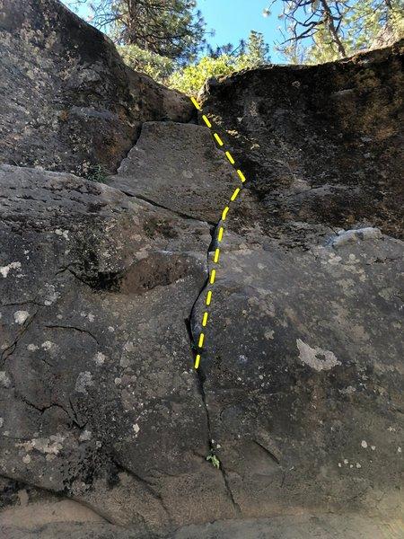 Block Crack (V1)