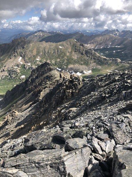 Eggleston Peak