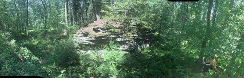 North most boulder