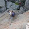 The steep start of Millennium Mud Falcon