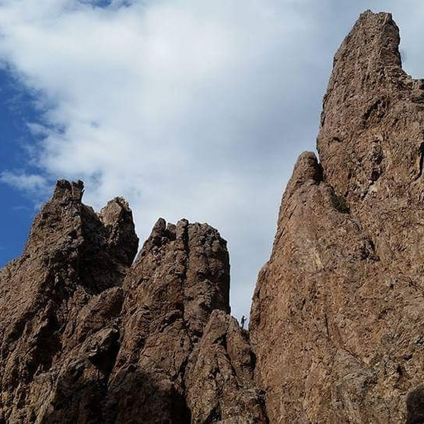 Grandfather Hobgoblin  in the Superstition Mountains
