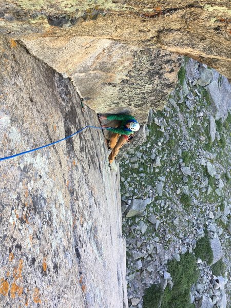 Tim Noble following up the fun dihedral of Marmots Ate My Neighbors.