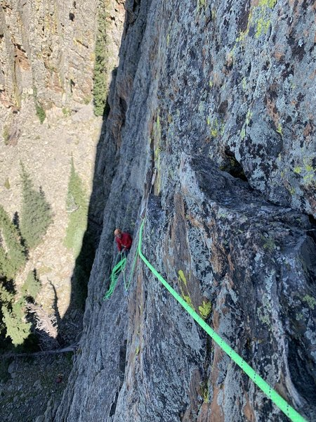 Pitch 2 of The Big Steep.