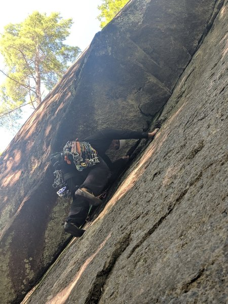 Moves right after 1st gear placements. This was the crux of P1 for me.