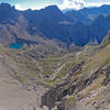 S to Karlsbader hut from start of VF Panorama Klettersteig