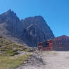 Karlsbader hut -- multi-day base for Via Ferrrata or long multi-pitch routes