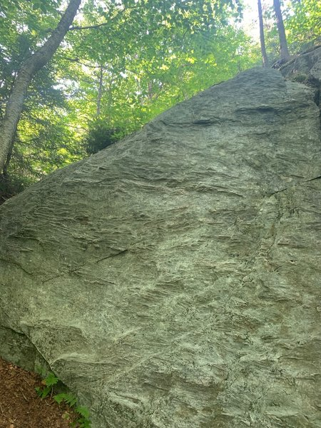 The route, lot's of holds