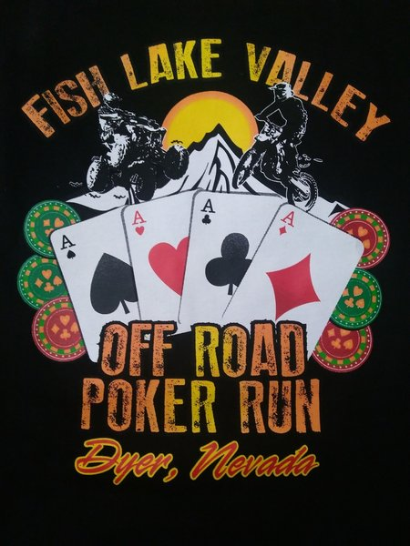 2019 Poker Run, Fish Lake Valley
