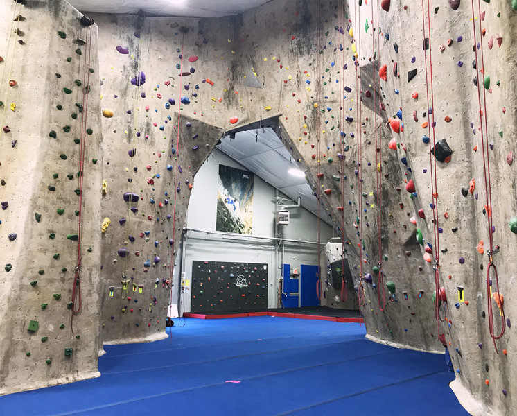 The Gravity Vault - Upper Saddle River