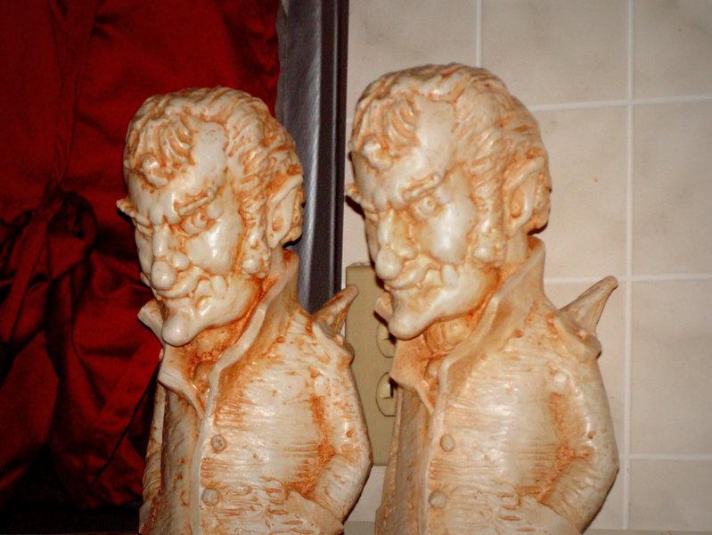 Batso sculptures by Phil Bircheff