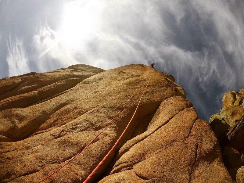 Beautiful climb!