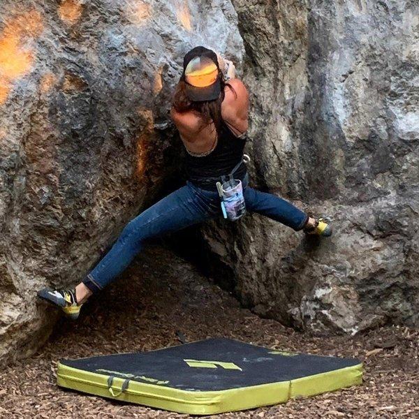 Kati Ryan, bridging the gap between the cave.