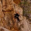 Climbing Ichabod's Icicles. Sept., 2019.