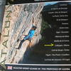 The Lleida book has a section on the sport climbs here, as well as other areas.