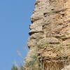 Photo 4 - Close up of left side of photo 2  Nice Arete, eh?