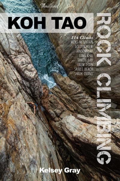 The Koh Tao Rock Climbing Guidebook Cover