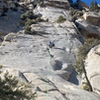 Crux moves. A classic route. Hop on it!