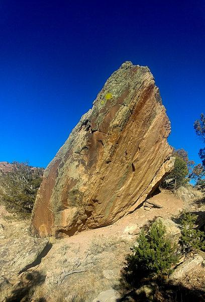 Almighty Boulder.