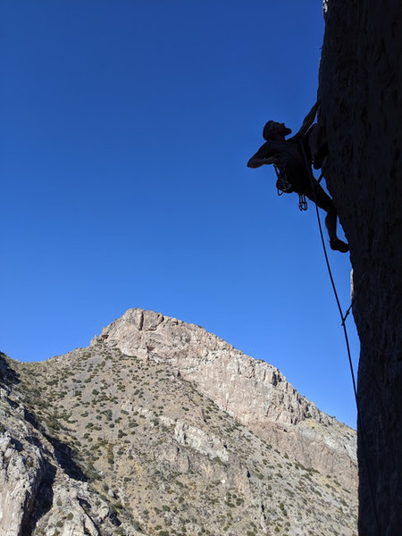 Climbing Y Knot