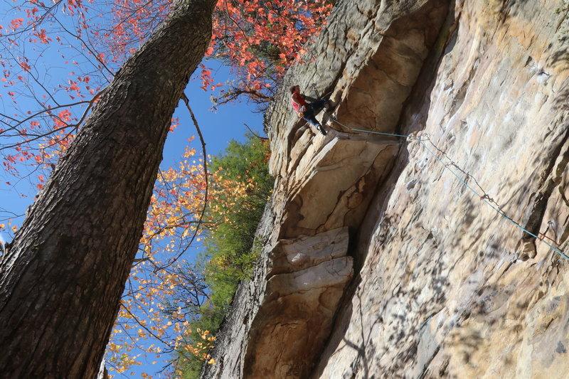 one fun climb