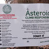 Asteroid sign