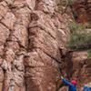 What a fun climb!
