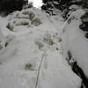 Angel Falls in a high-snow year