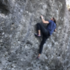 Working up GH hueco holds. Fun!