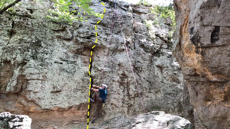 the Crux of Hand Crack