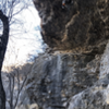 Ryan Howes of Maine thinks this climb is one the best in Texas