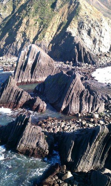 intertidal highlines galore.