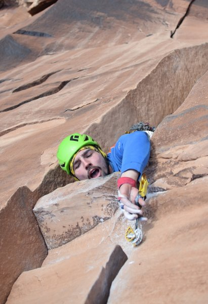 Crack attack 5.11- (worth walking to the far end of BOTB)