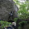 CG3 on Thugspective, White Rocks, Spring 2016