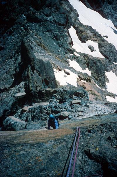 Dan Adsmond - Ingall's Peak