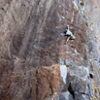 High-step beta at the crux works well if you're flexible