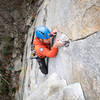Travis in the crux