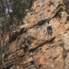 """Awesome climb, a little reachy (I am 5'5"""") but worth it"""