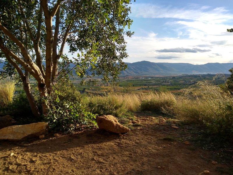 Montesa overlook