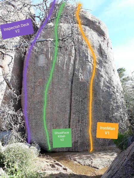 GFK boulder