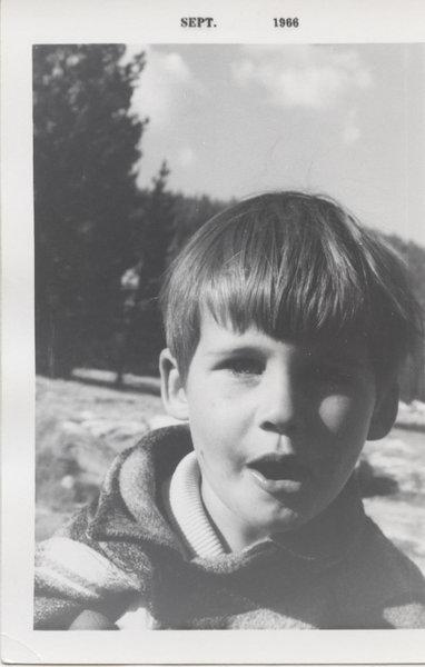 Dave Sessions in Tuolumne (1966)