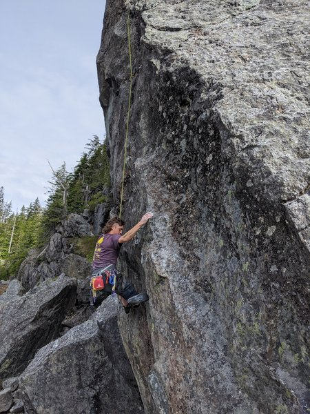 Figuring out the crux